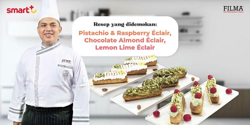 Baking Class Online Filma Bersama Chef Junaidi