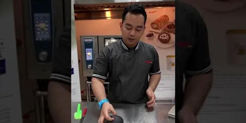 Black Ocean Burger - Chef Ernest Auditya