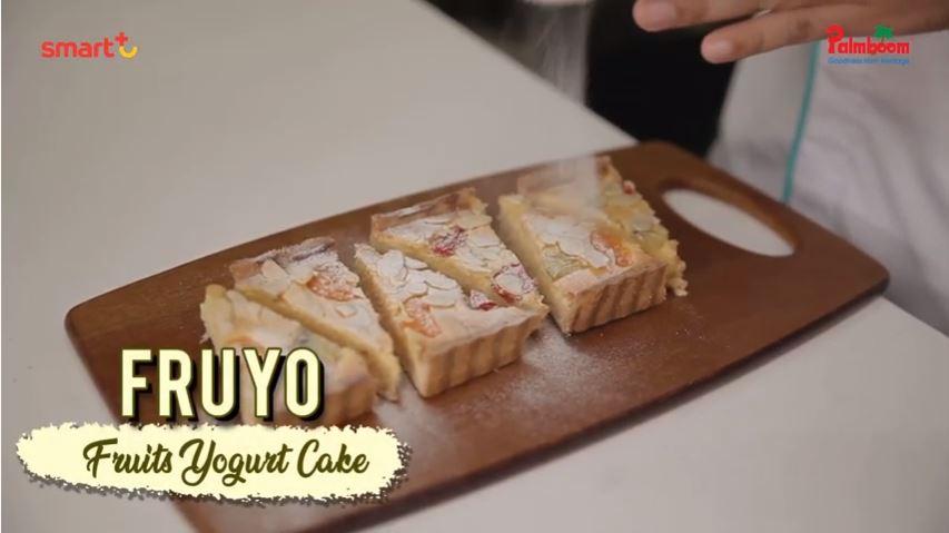 Fruyo Cake
