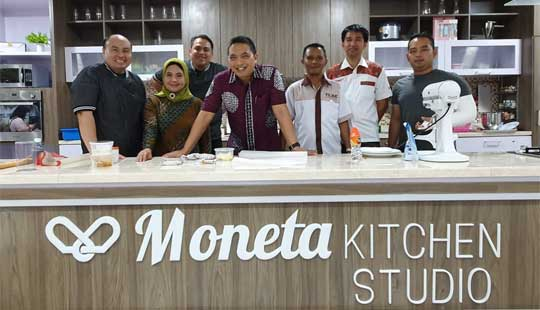 Event Digital Bakers Gathering, 1 February 2020, Moneta Kitchen, Makassar