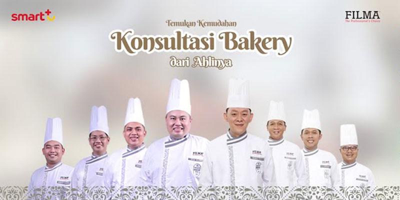 Konsultasi Bakery Gratis dengan Ahlinya