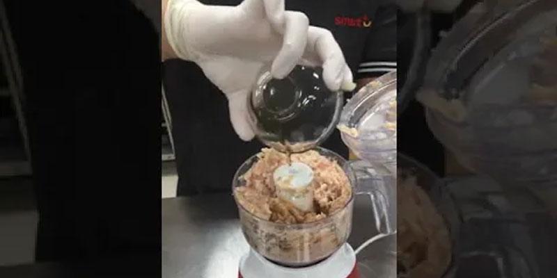 Live Baking Chef Ernest Auditya - Assorted Steam Bun