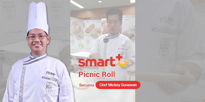 Picnic Roll by Chef Mickey Gunawan