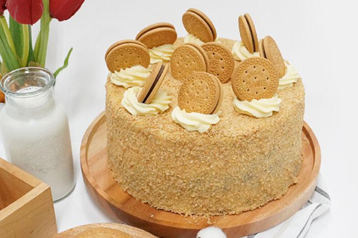 ROYAL REGAL CAKE
