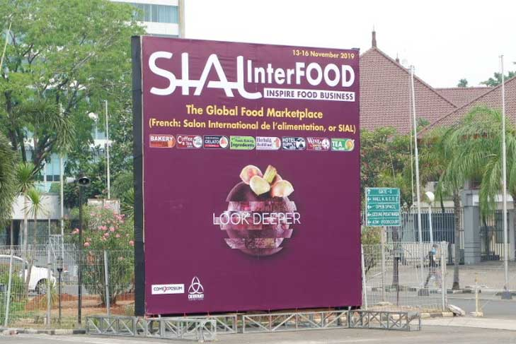 SIAL Interfood 2019 bersama Sinar Mas Agribusiness and Food