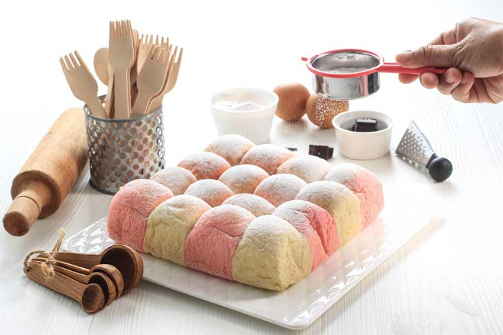 5 APPETIZING JAPANESE MILK BREAD