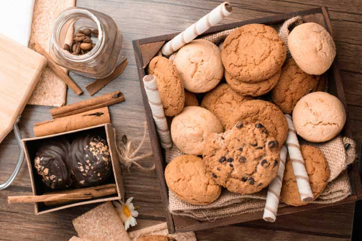 5 TYPES OF HEALTHY COOKIES THAT ARE WORTH A TRY