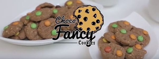 Choco Fancy Cookies