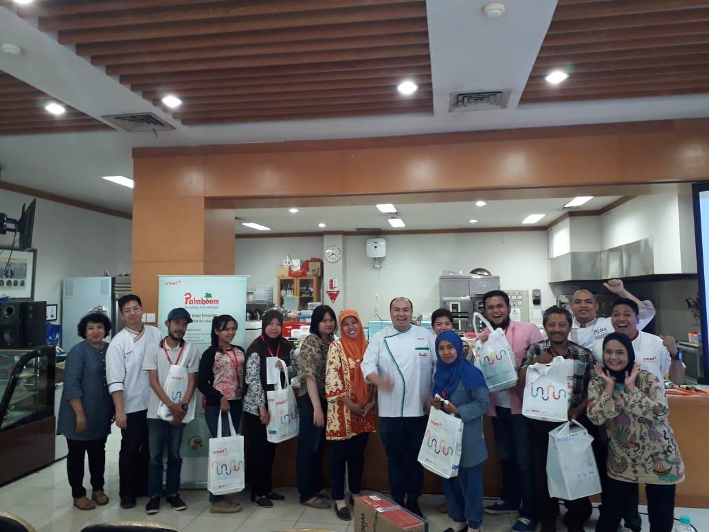 Digital Bakers Gathering Ajak Pelaku Bisnis Bakery dan Pastry Surabaya Manfaatkan Peluang Bisnis Online