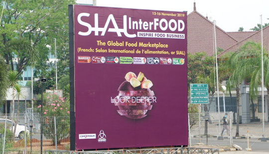 SIAL Interfood 2019